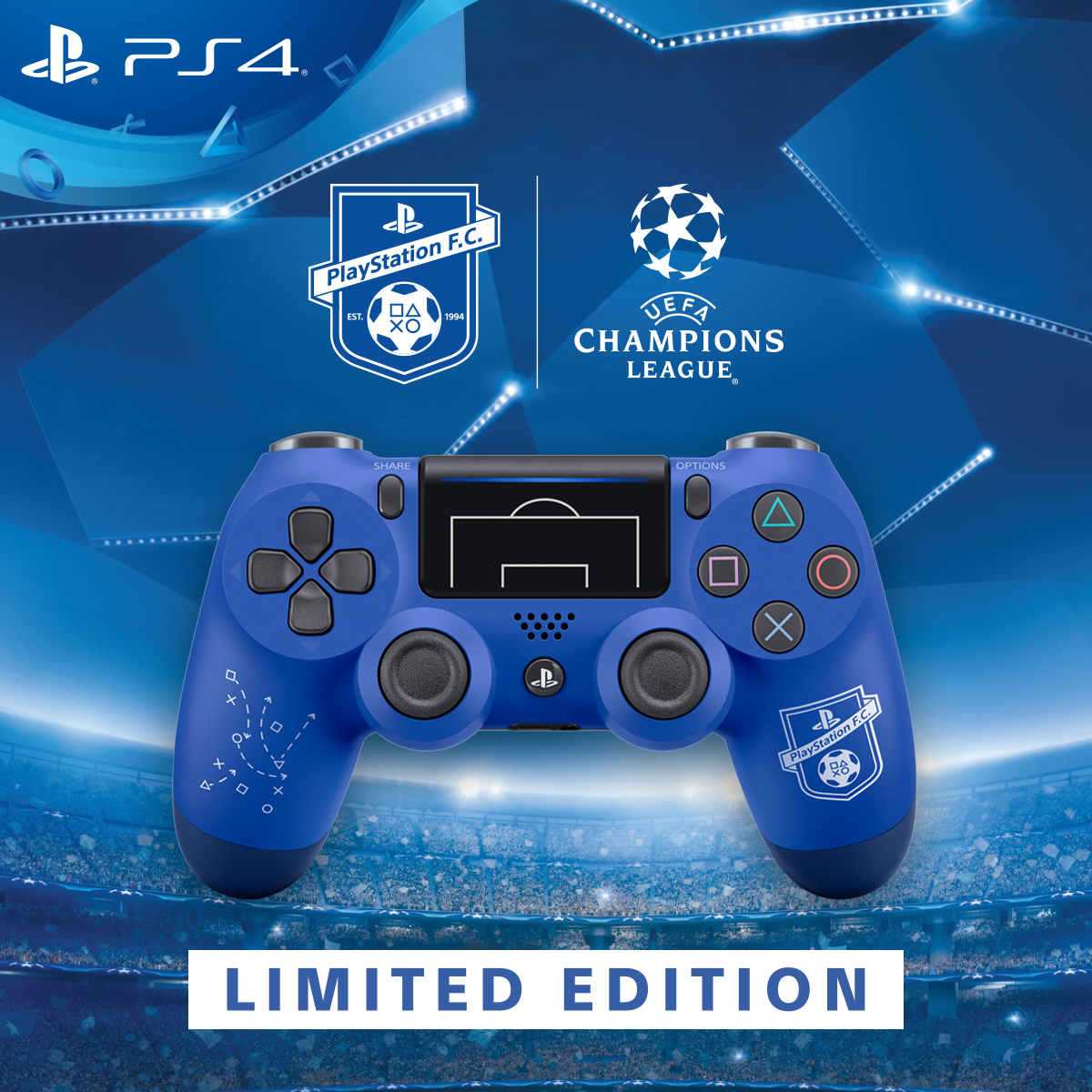 new playstation controller