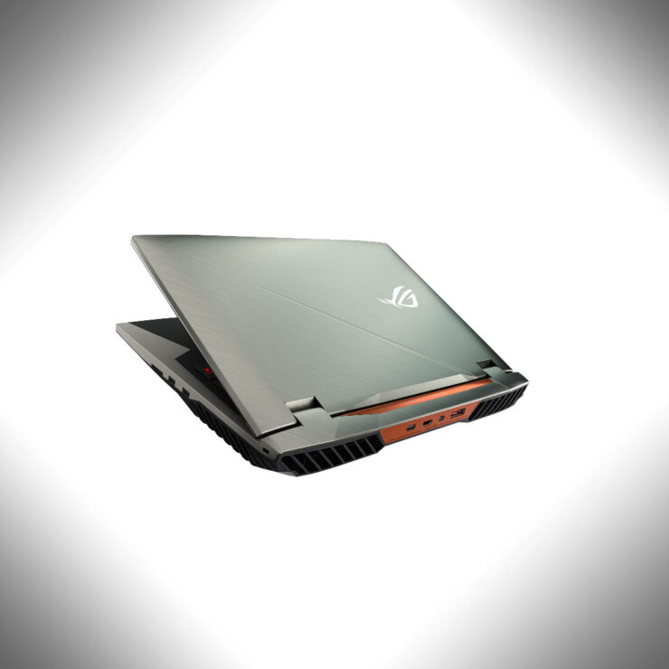 ASUS Chimea gaming laptop