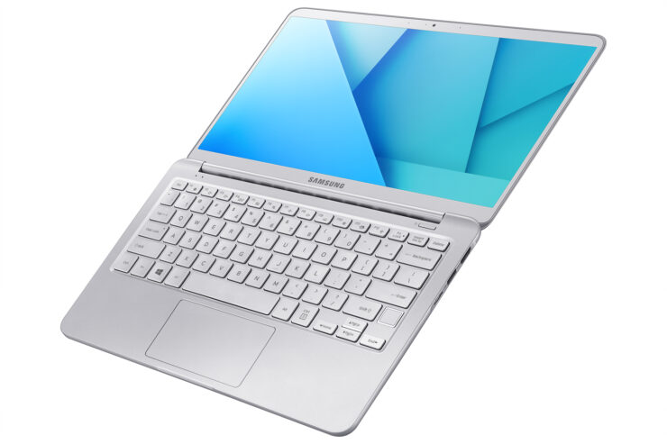 Samsung Notebook 9 Intel 8th generation CPUs