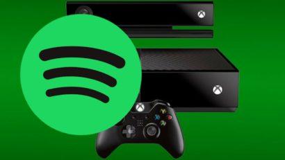 Spotify Xbox One 2