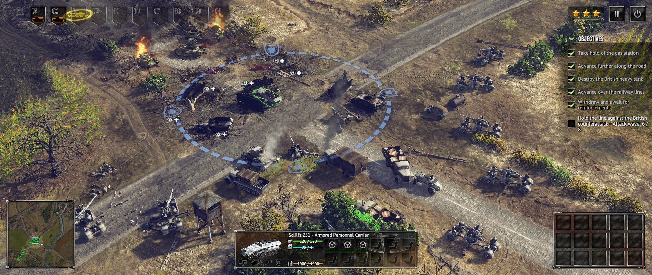 Sudden Strike 4 Review - Suddenly Striking Soviets