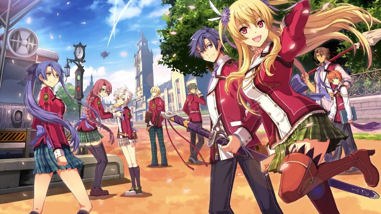 The Legend Of Heroes: Trails of Cold Steel Games Get Updated On PC ...
