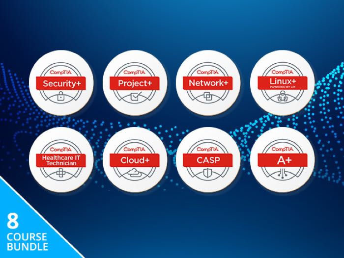 Get The Ultimate Comptia Lifetime Certification Bundle
