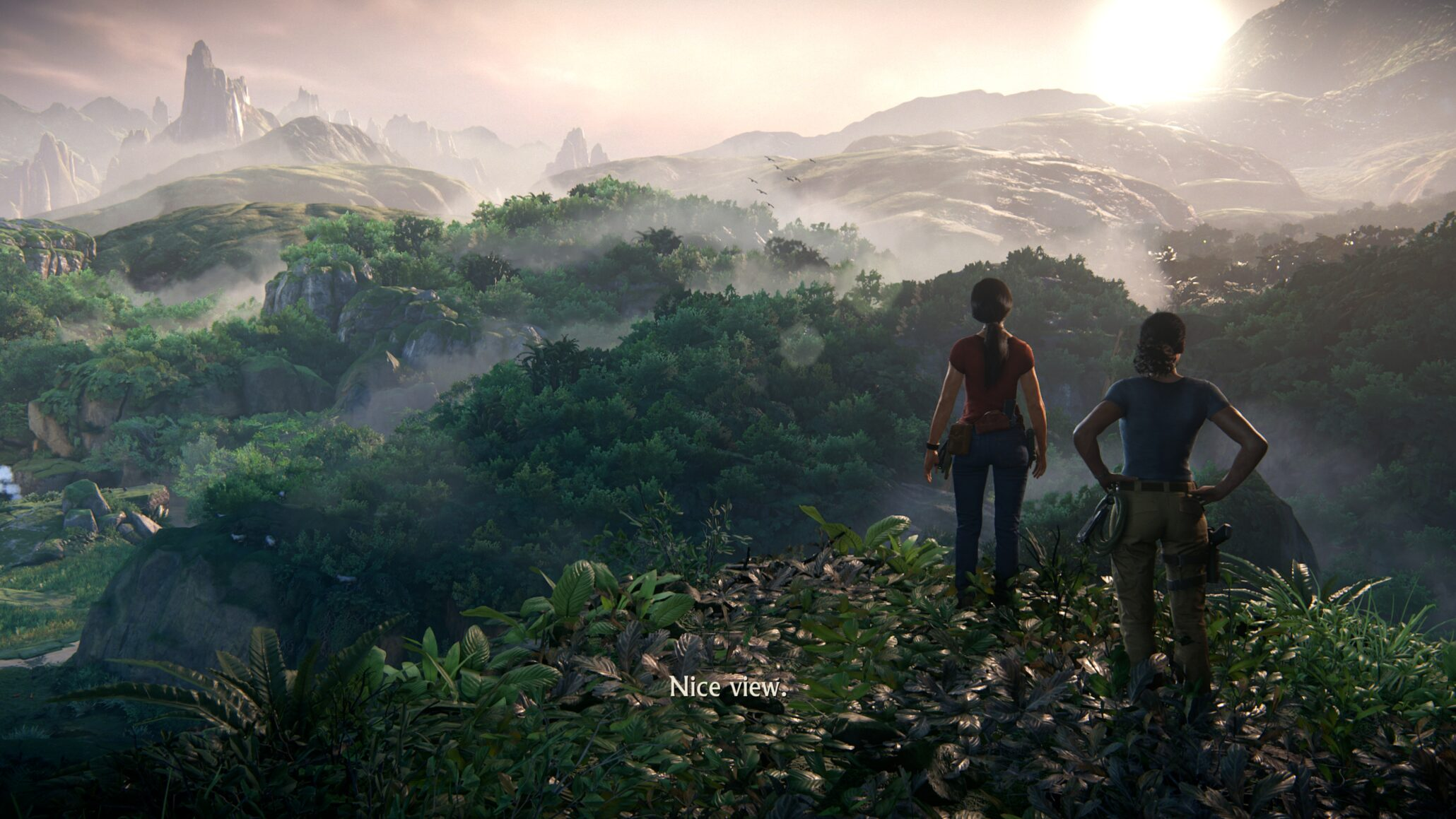take a look at these stunning uncharted the lost legacy 4k images