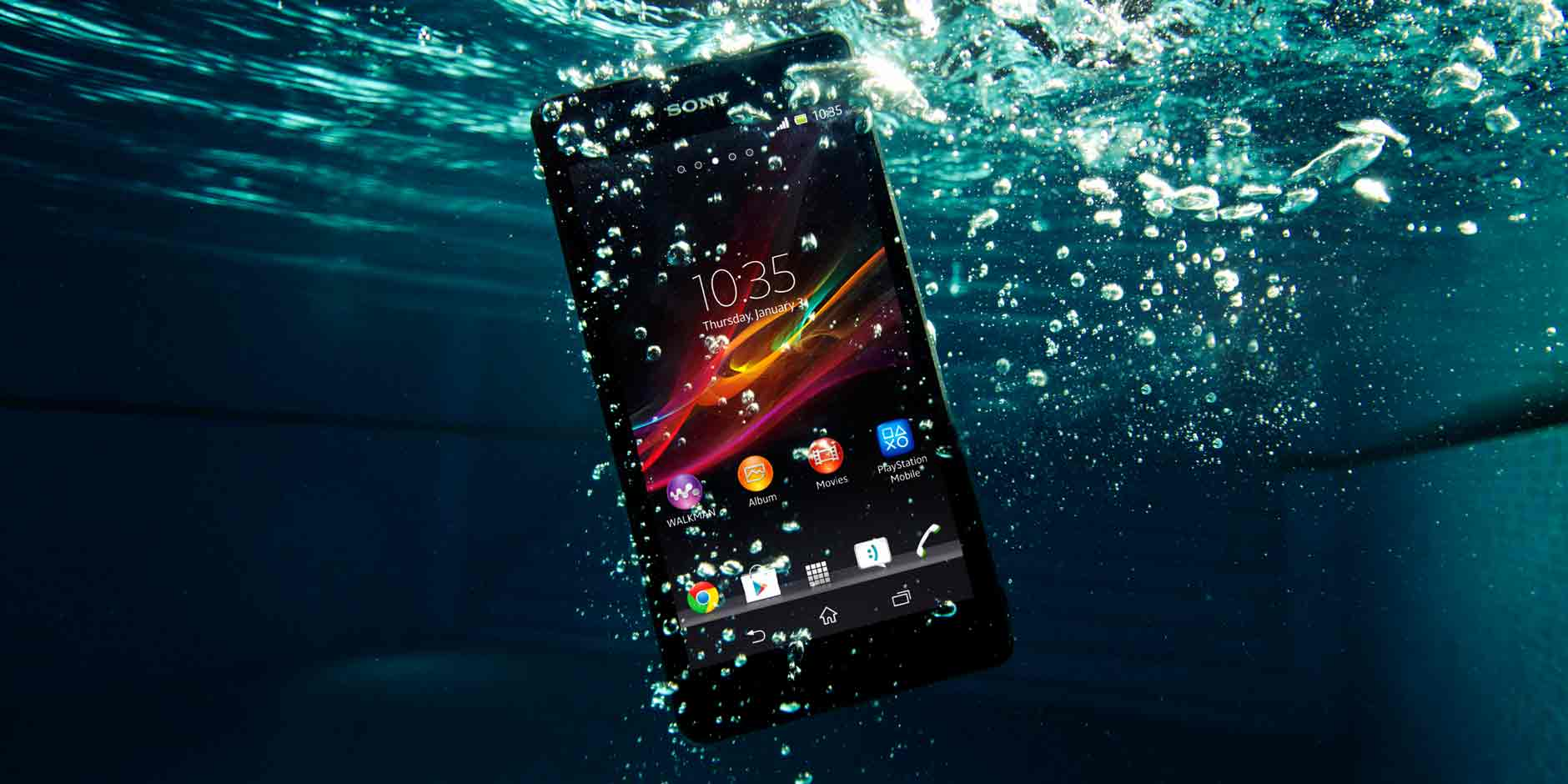 quality design ab8b8 a47ed Sony Claiming Its Xperia Phones Were Waterproof Might Force the Firm ...