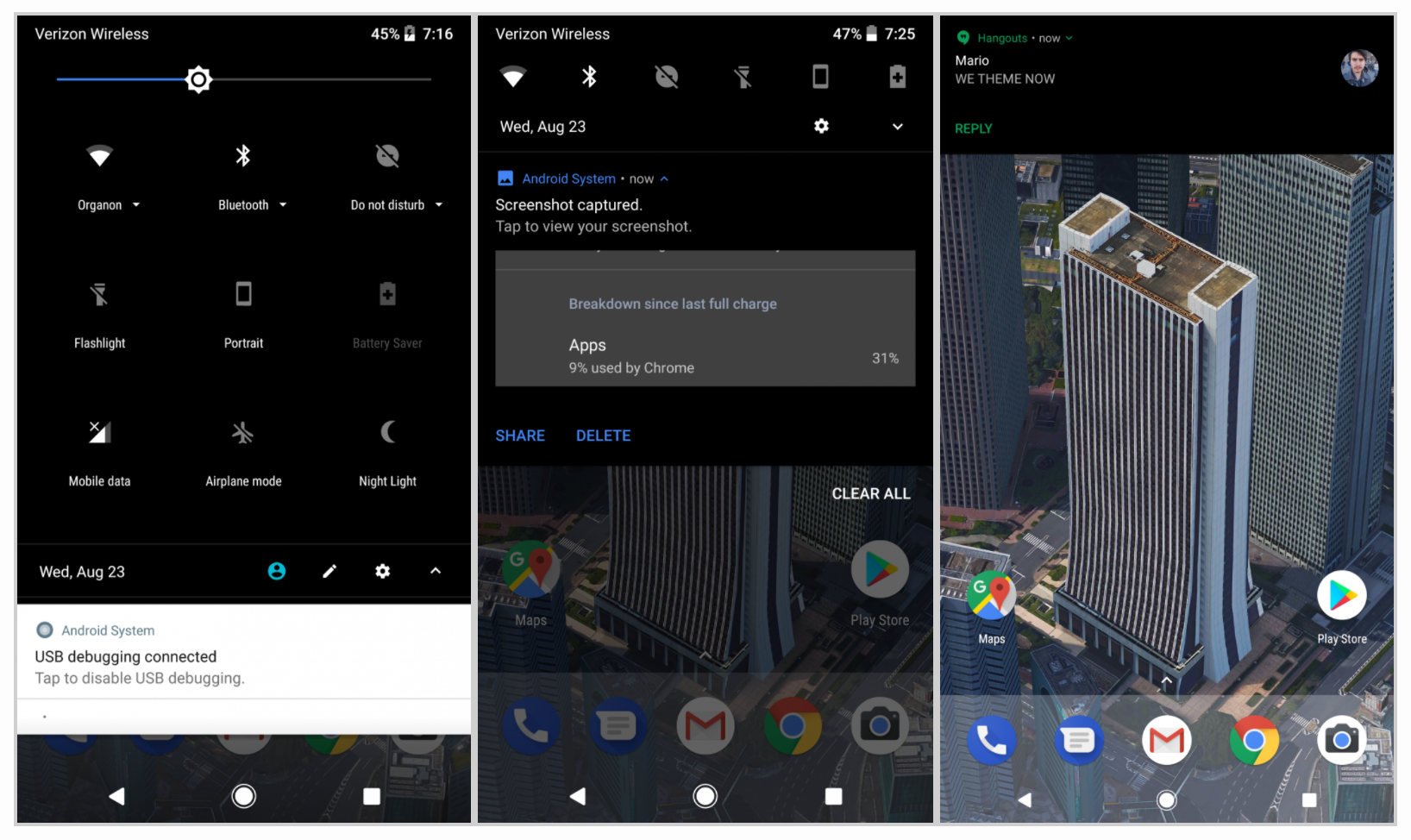 Rootless, System-Wide Android Oreo Theme Support Coming in a