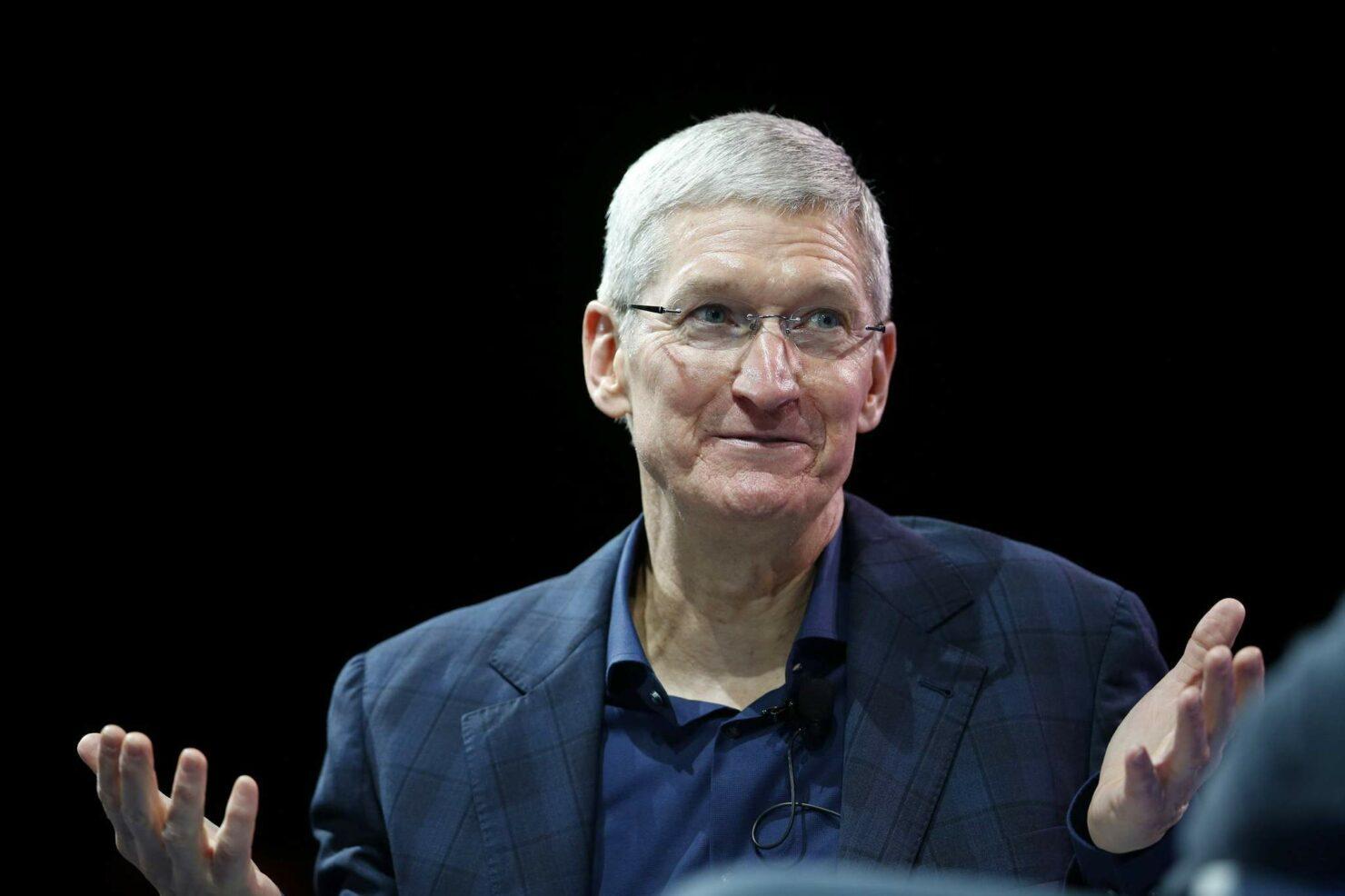 apple ceo apple earnings call