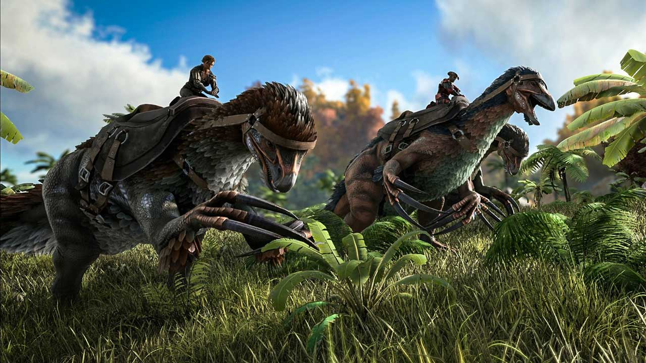 ARK: Survival Evolved Gets Windows 10 PC - Xbox One Crossplay via Xbox Live Anywhere