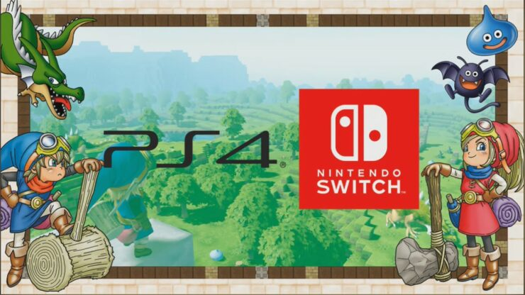 dragon quest builders 2 ps4 switch