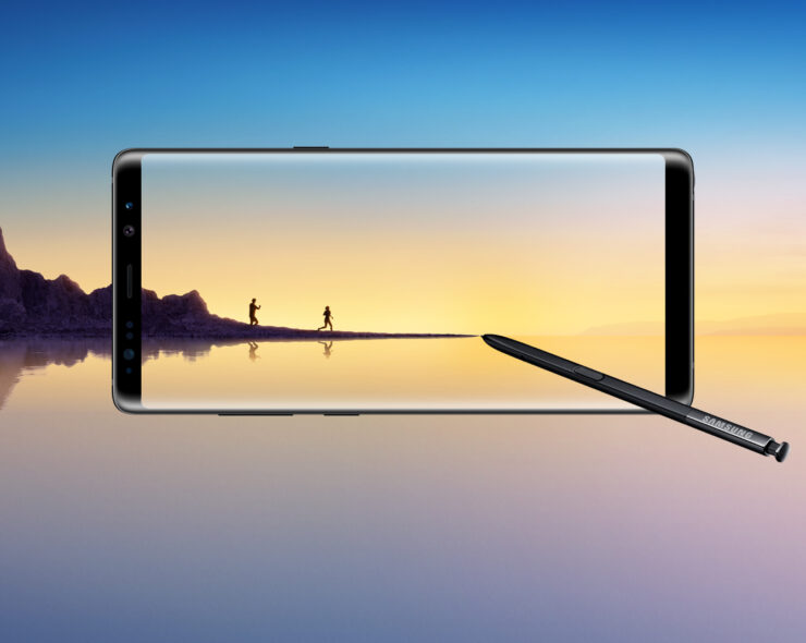 Galaxy Note7 owners discount Galaxy Note 8