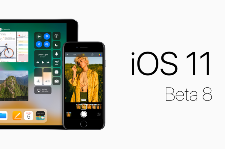 iOS 11 Beta 8