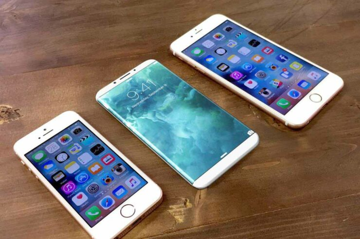 iPhone 8, iPhone 7s and iPhone 7s Plus