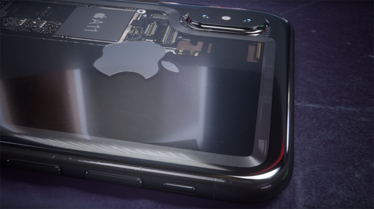iPhone 8 Glass Edition concept