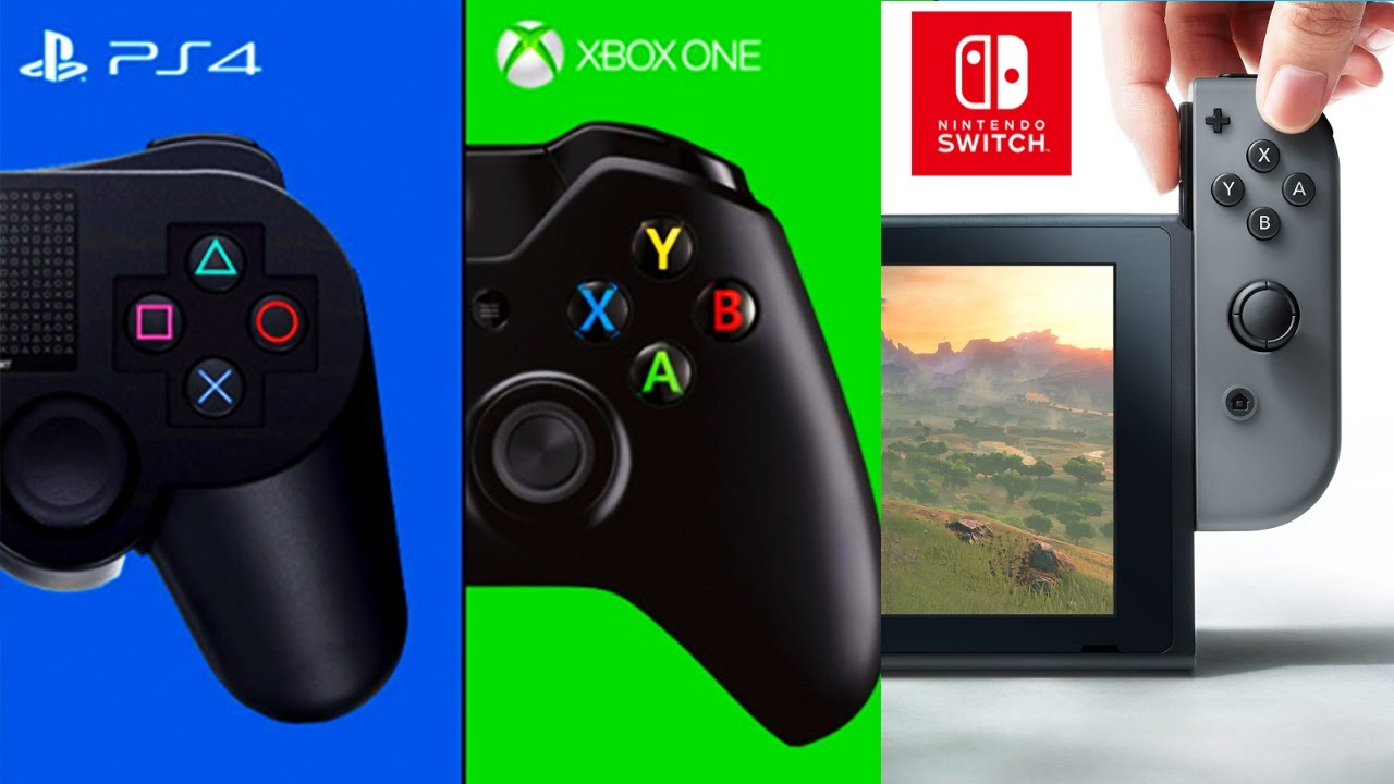 March NPD: PS4 Best Selling Console But Xbox One Drove Hardware