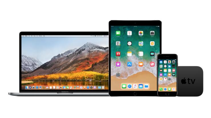 macOS high Sierra public beta 5