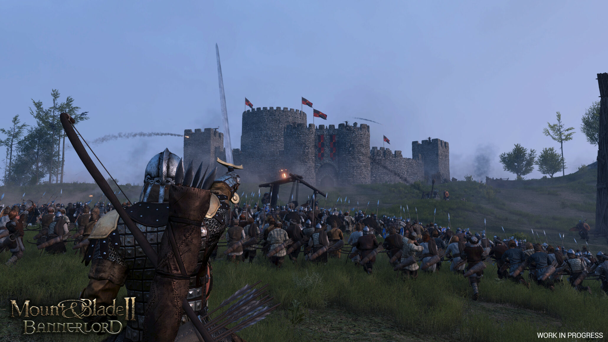 Mount & Blade II: Bannerlord Isn't Getting A Launch Date at