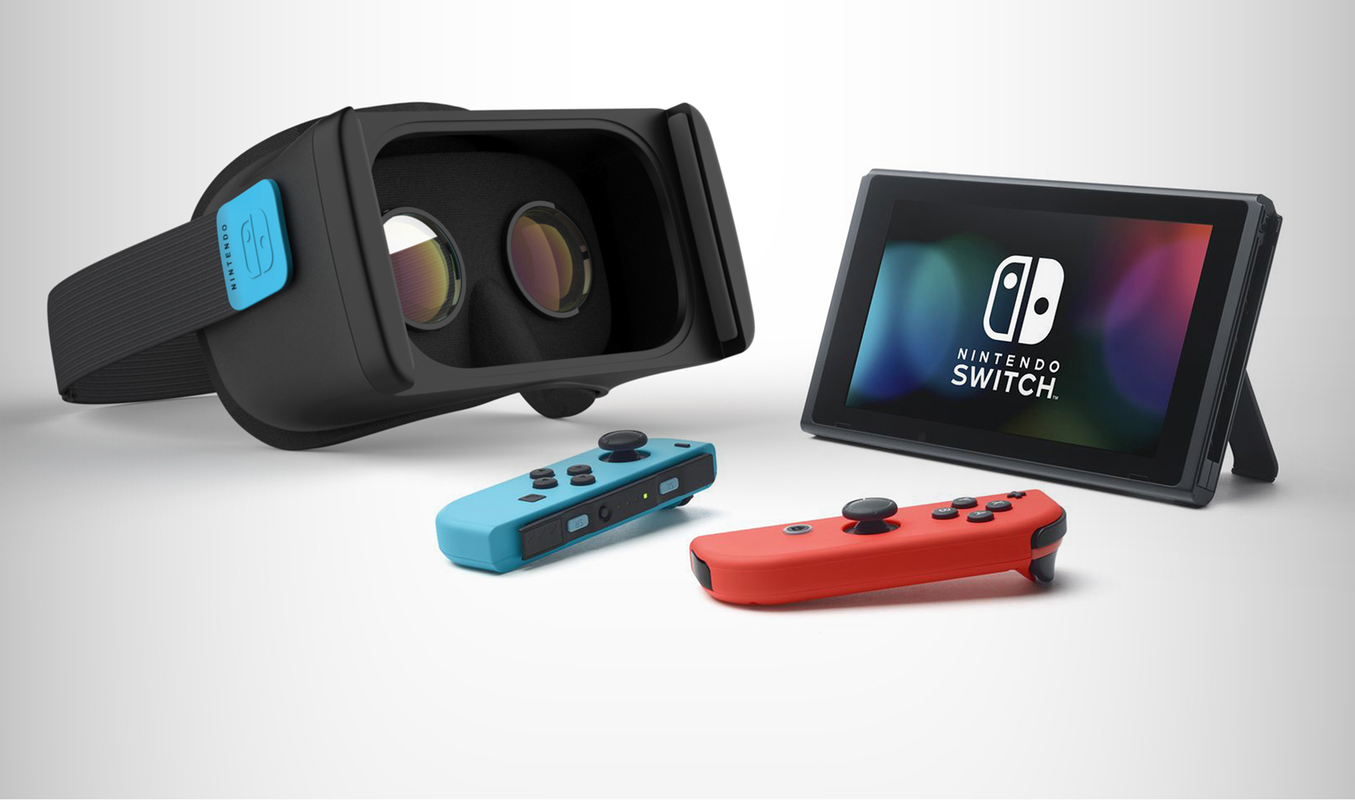 Nintendo Switch Code Switch Vr on headphone parts