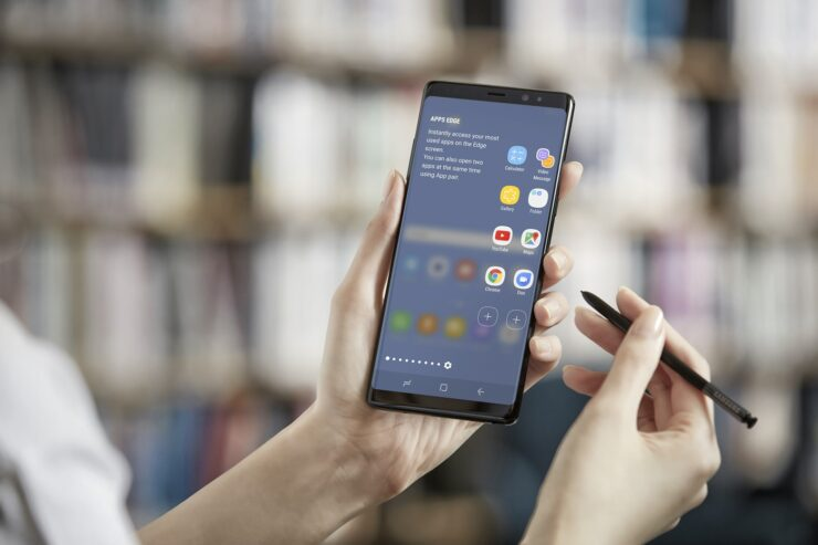 galaxy note 8 price