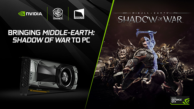 shadow of war pc nvidia sli hdr