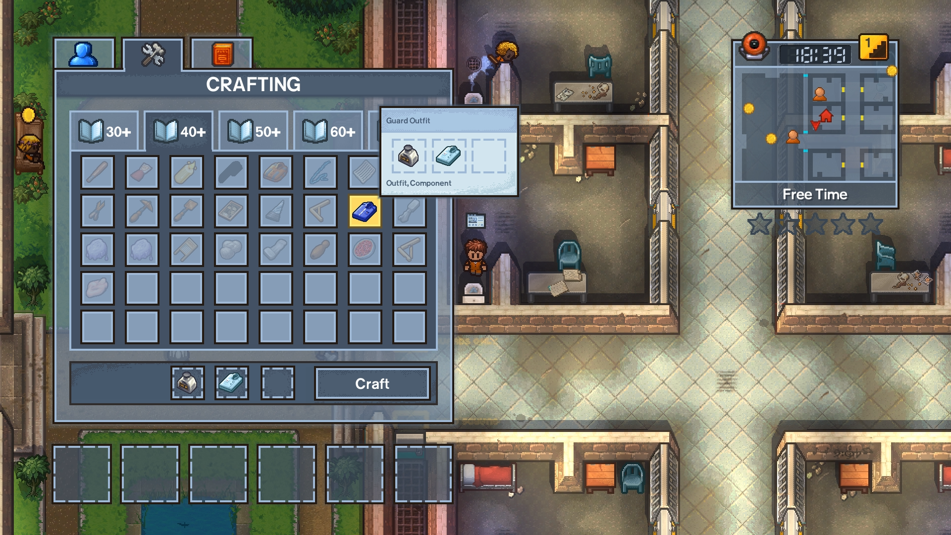 Turf N Surf >> The Escapists 2 Review - Get Me Out Of Here, Please!