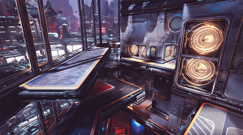 Gearbox Reveals Project 1v1, A Competitive FPS Mixed With