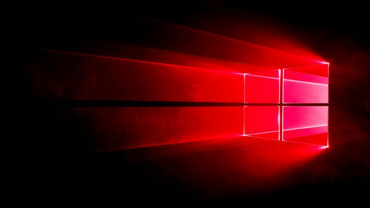 Windows 10 RS5 Redstone 5