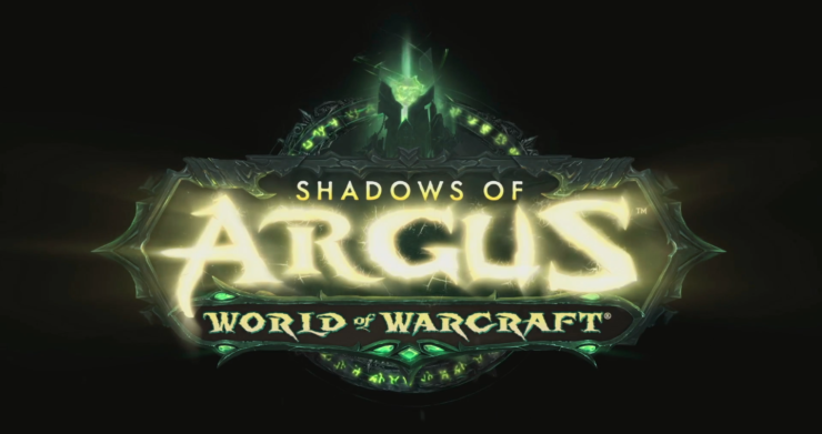 wow legion patch 7.3 shadows of argus