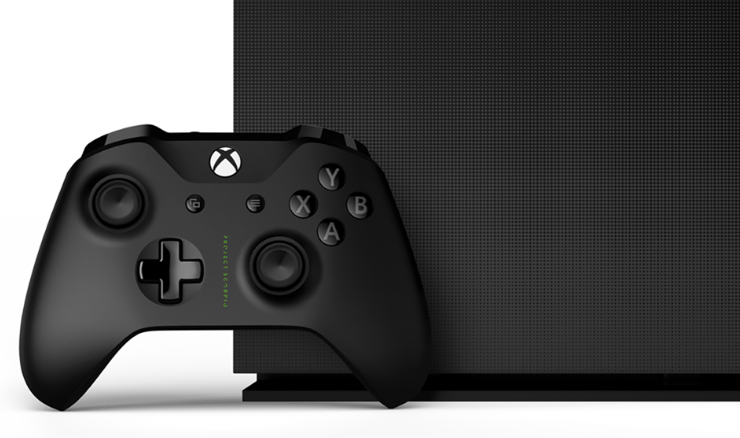 xbox one x project scorpio edition 5