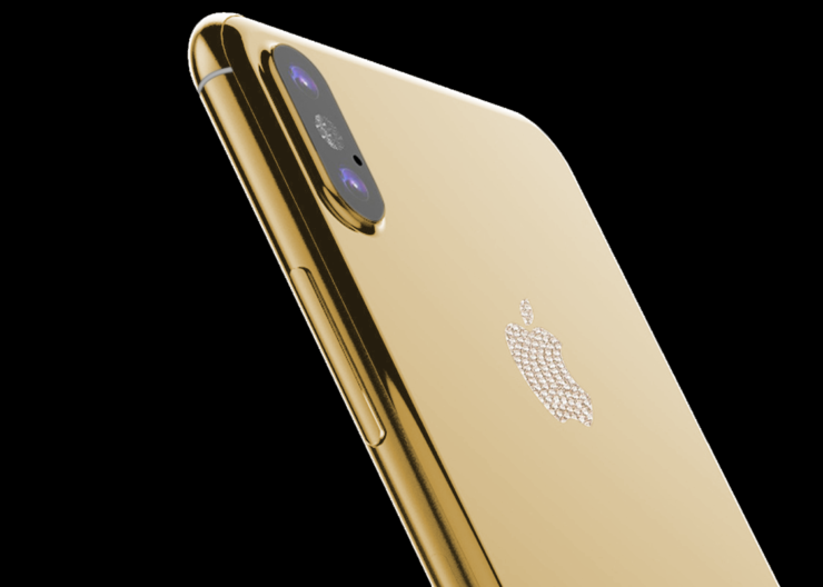 Pre-Order 24k Gold iPhone 8 if You Can't Wait for the Original