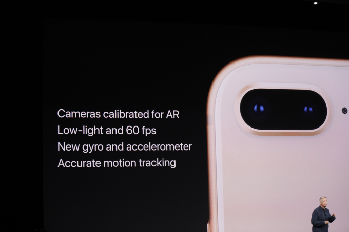 The Primary Camera Will Have An Aperture Of F 18 While Telephoto Lens On IPhone 8 Plus Has 28 According To Apple New