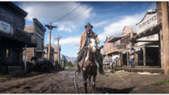 Red Dead Redemption 2 singleplayer games straus