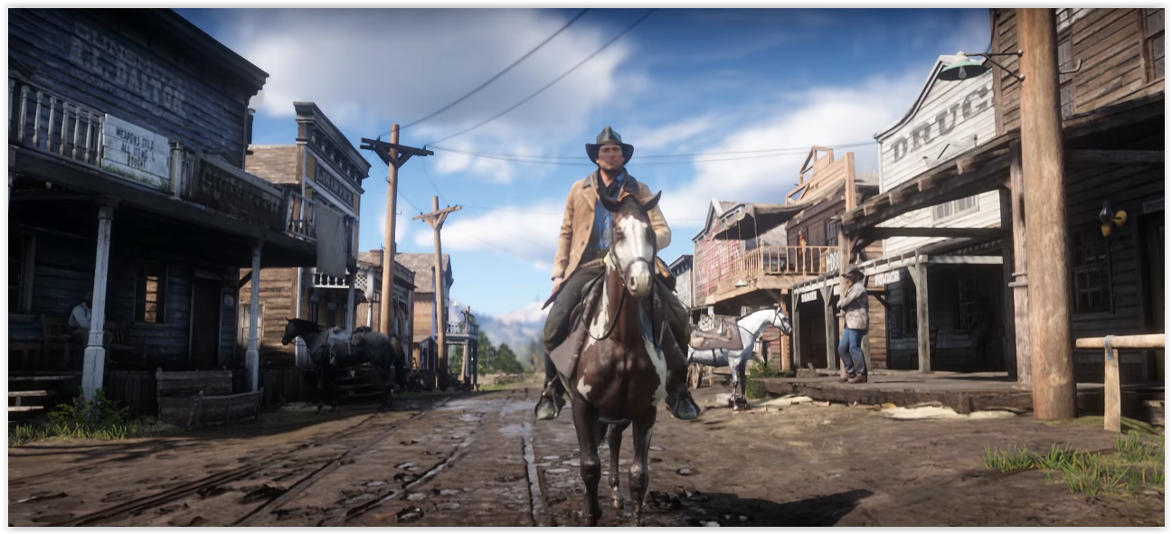 Update Previews Coming Tomorrow Third Red Dead Redemption 2 Trailer Shows Impressive Graphics Story Sequences