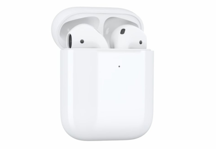 Rumor Suggests Apple's $69 Wireless AirPods Charging Case