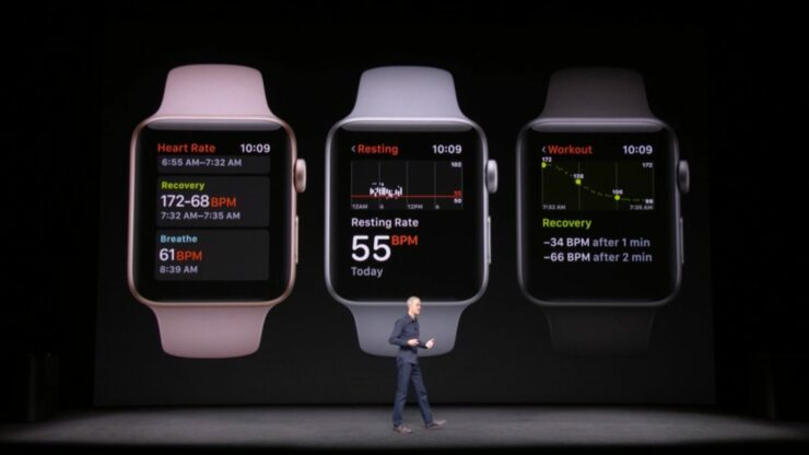 Apple Heart Rate App
