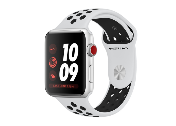Apple Watch Series 3 Nike+ release date October