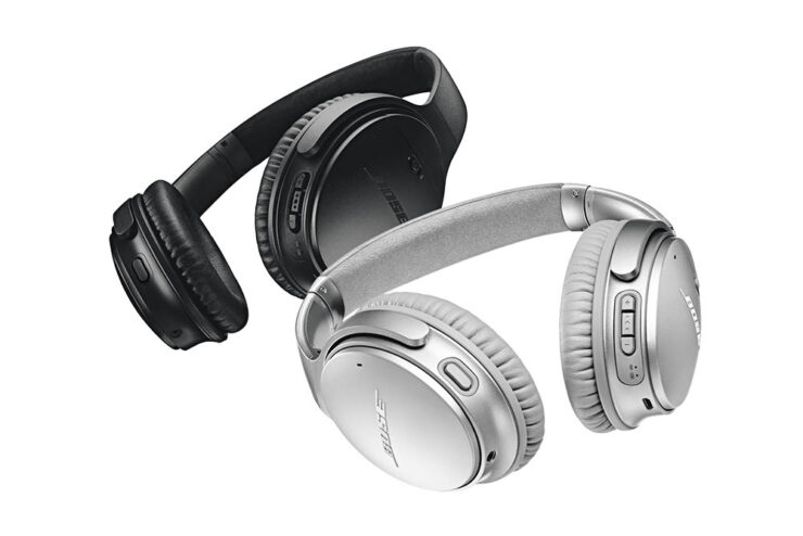 Bose QuietComfort 35 II Google Assistant-Enabled Headphones Are Now Available to Purchase