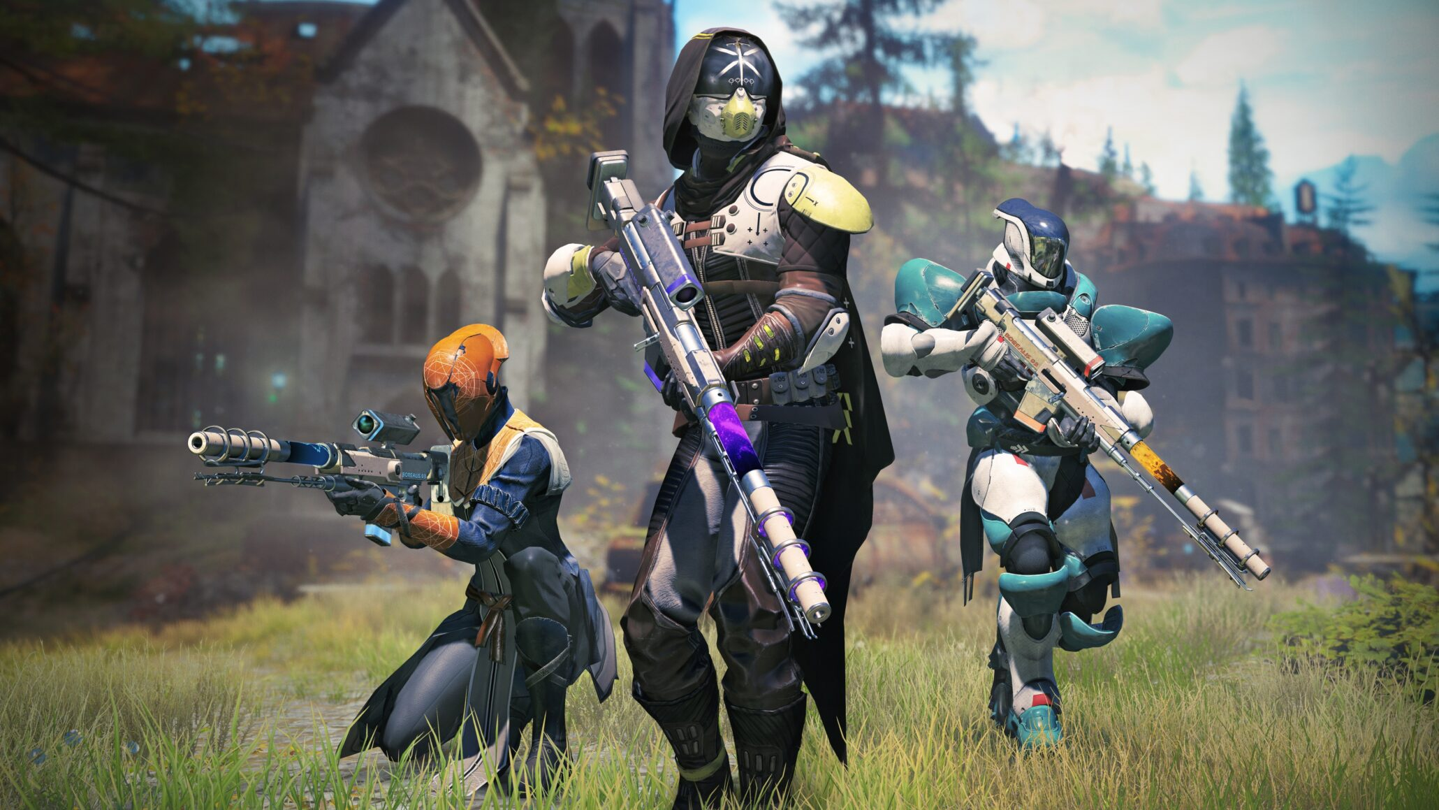 Bungie Says Millions Of Guardians Are Already In Destiny 2 Comments On One Time Use Shaders