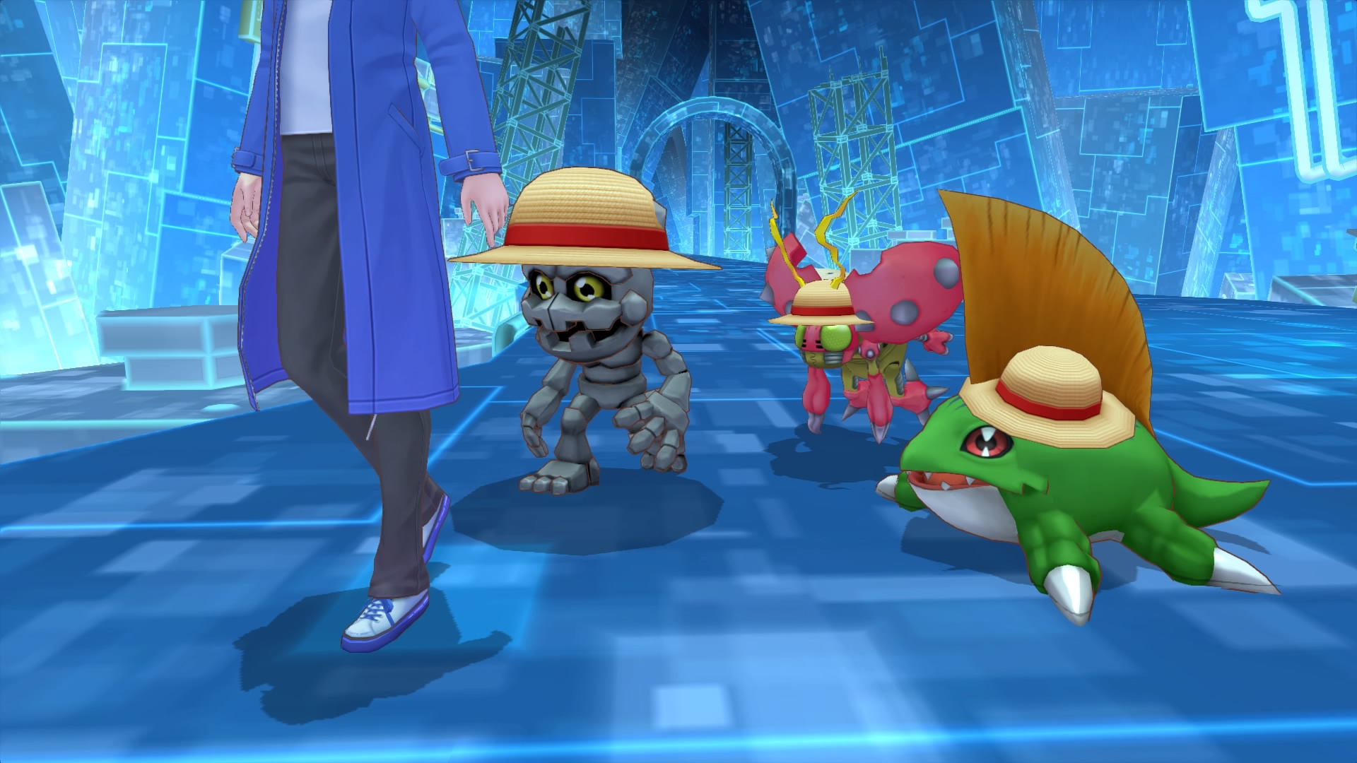 Digimon Story Cyber Sleuth Hacker S Memory Hands On Preview