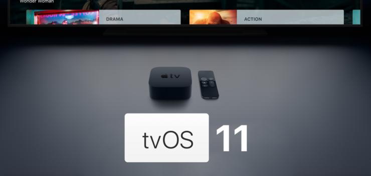 Download tvOS 11