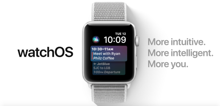 Download watchOS 4