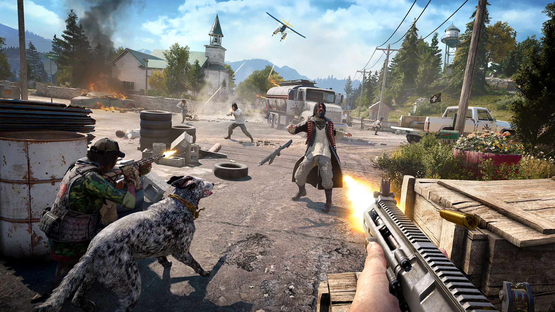 Far Cry 5 Pc System Requirements Revealed Multi Gpu