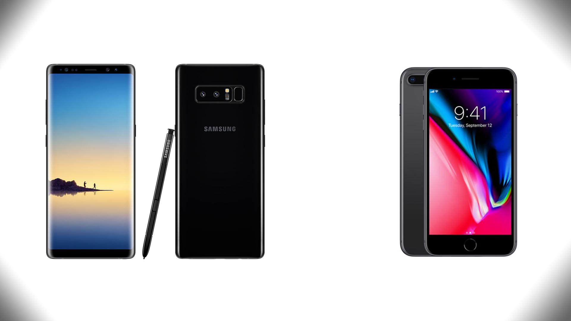 Galaxy Note 8 Edges Past Iphone 8 Plus In Real World Speed