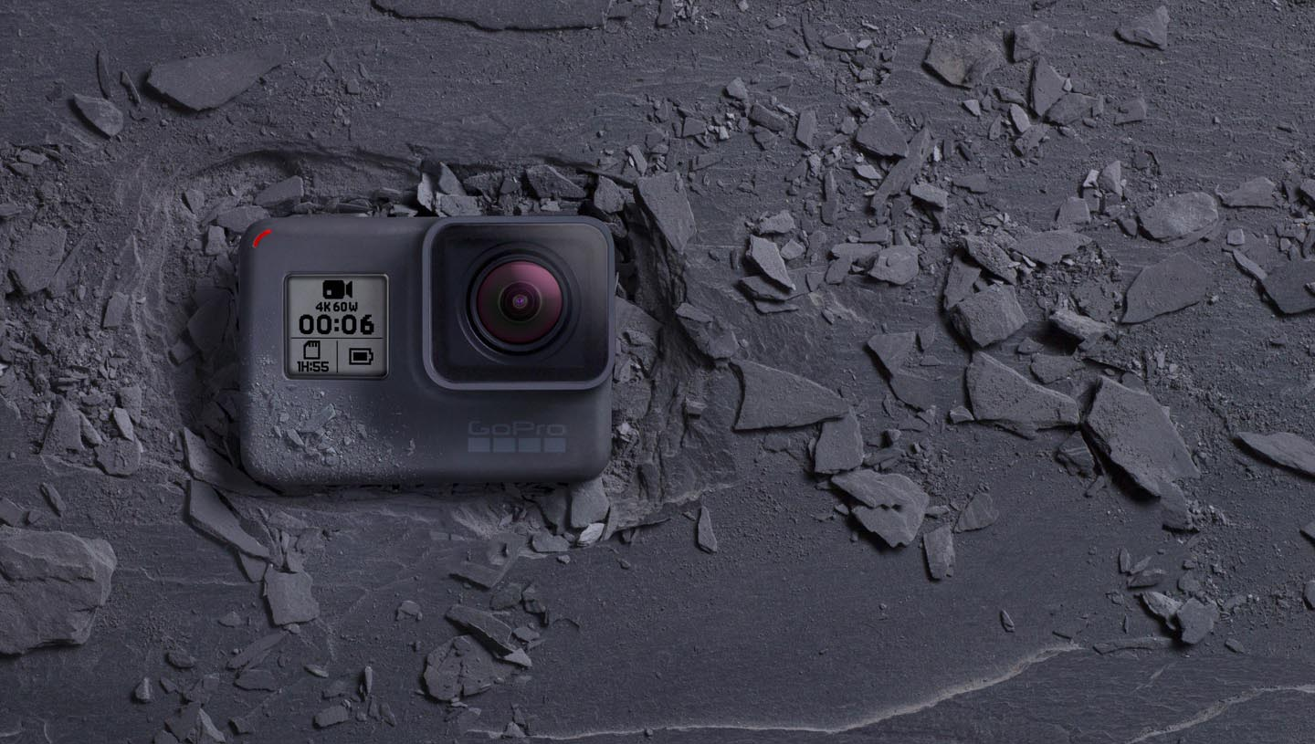 GoPro HERO6 Black Announced: Here Are All the Specs, Features and ...