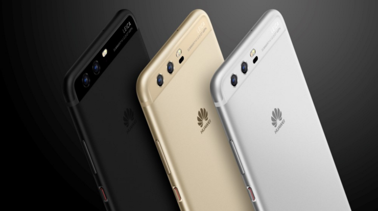 Huawei Mate 10 Alleged Official Press Render Leaked in the Wild Showing Thin Bezels to Rival the Note 8