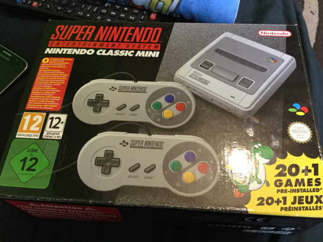 snes classic mini review a must for retro gamers. Black Bedroom Furniture Sets. Home Design Ideas