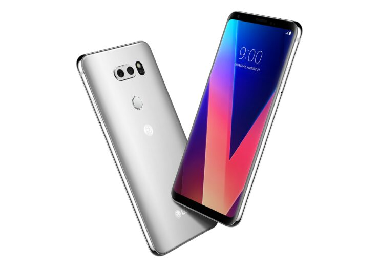 LG V30S aka V30 Surprise Press Renders Leaked – MWC 2018 Launch