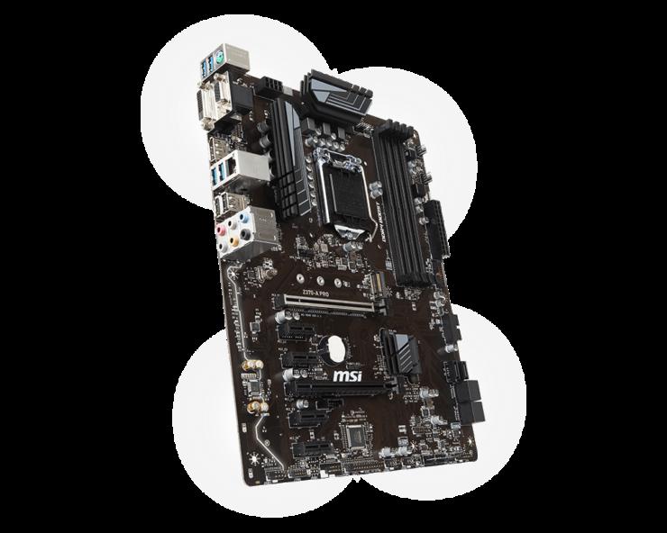 Intel Z370 Motherboards Roundup Featuring MSI, ASUS, ASRock, AORUS