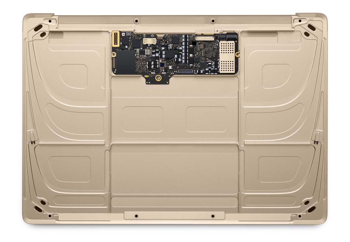 Apple Rumored to Take an Interest in Developing ARM-Based Processors for Mac Family