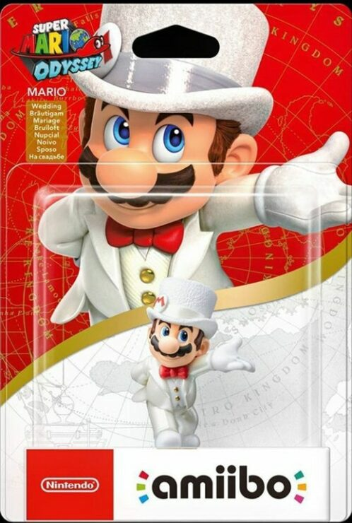 Super Mario Odyssey New Kingdom Names Revealed By Amiibo Box Art