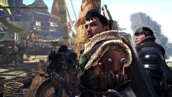 Monster Hunter World update ps4 xbox one